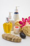 Spa theme objects Stock Images