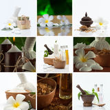 Spa  mix Stock Photos