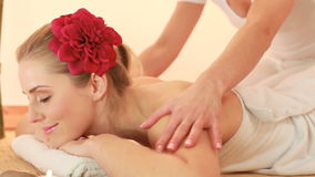 Spa theraphy Stock Photos