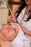 Spa therapy Stock Photography