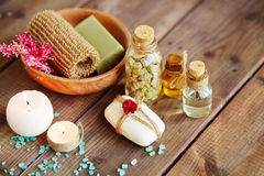 Spa therapy Royalty Free Stock Photos
