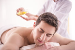 Spa therapy Stock Photos