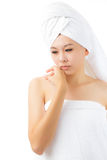 Spa time Royalty Free Stock Photography