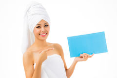Spa time Royalty Free Stock Images