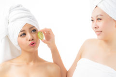 Spa time Stock Images