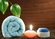 Spa to relax Royalty Free Stock Photography