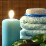 Spa to relax Royalty Free Stock Photo