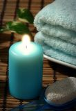 Spa to relax Royalty Free Stock Image