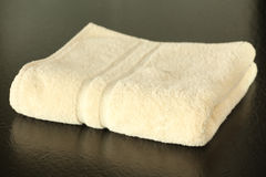 Spa towel Royalty Free Stock Photo