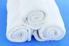 Spa Towels Stock Photos