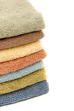 Spa towels Stock Photos