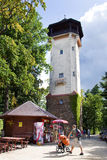 Spa town Karlovy Vary, Czech republic, Europe Royalty Free Stock Photo