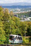 Spa town Karlovy Vary, Czech republic, Europe Royalty Free Stock Images