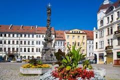 Spa town Teplice, Bohemia, Czech republic, Europe Stock Photo