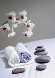 SPA traitment Royalty Free Stock Images