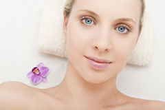 Spa treatment Royalty Free Stock Image