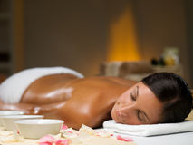 Spa treatment Stock Photos
