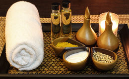 Spa Treatment Stock Image