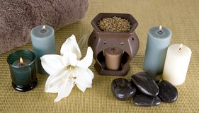 Spa treatment Royalty Free Stock Photography