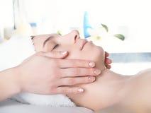 Spa treatment Royalty Free Stock Photos