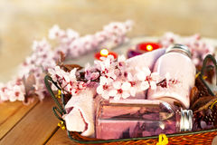 Spa Treatment Aromatherapy Stock Photos