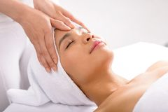 Spa treatment Stock Photography