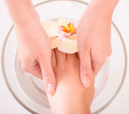 Spa treatment Royalty Free Stock Images