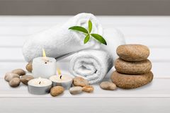 Spa Treatment Royalty Free Stock Photo