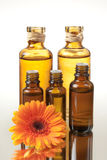 Spa Treatment Oils Stock Photography