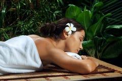 Spa treatment Royalty Free Stock Photo