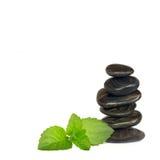 Spa Treatment Stones Royalty Free Stock Photos