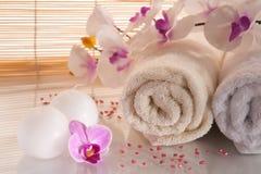 Spa Treatment. Royalty Free Stock Photos