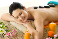 Spa treatment Royalty Free Stock Photos