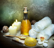Spa Treatments Stock Photography