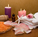 Spa treatments Stock Image