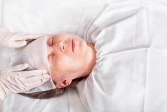 Spa treatments royalty free stock photo