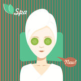 Spa treatments Royalty Free Stock Photography