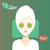 Spa treatments Royalty Free Stock Photography