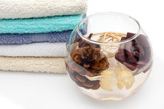 Spa treatments Stock Images