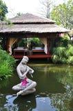 Spa Tropical Stock Photo