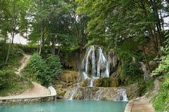 SPA & village Lucky, Slovakia. stock photos
