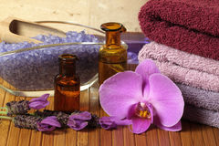 Spa wellness Royalty Free Stock Image