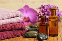 Spa wellness Royalty Free Stock Photos