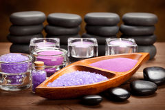 Spa and wellness Royalty Free Stock Photos