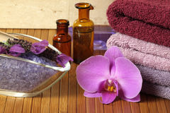 Spa wellness Royalty Free Stock Images