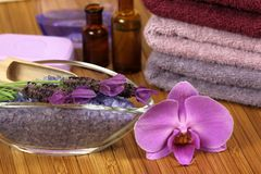 Spa wellness Stock Photography