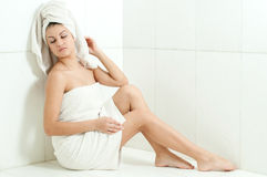 Spa & Wellness Royalty Free Stock Photography