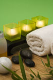 Spa and wellness still-life Royalty Free Stock Photos
