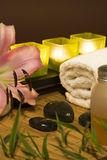 Spa and wellness still-life Stock Photo