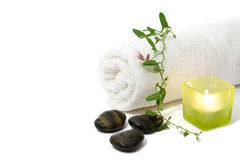 Spa and wellness still-life Royalty Free Stock Photo